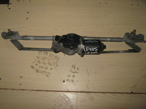 LEXUS IS200 FRONT WIPER LINKAGE & MOTOR TO FIT 1999 TILL 2004