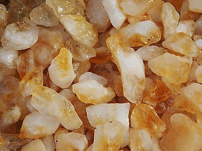 500 Carat Lots Of Citrine Points Rough   Plus A Free Faceted Gemstone