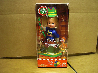 2003 Nutcracker Tommy Doll