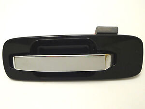 NISSAN X-TRAIL rear left door outside handle (LH)