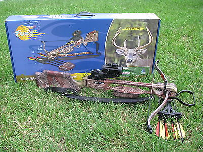 Inferno Fury 2 Recurve Crossbow Package By Arrow Precision 199
