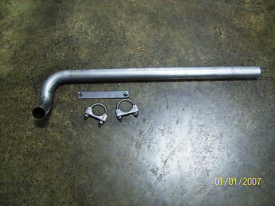NEW 801 901 4000 FORD TRACTOR VERTICAL EXHAUST MUFFLER