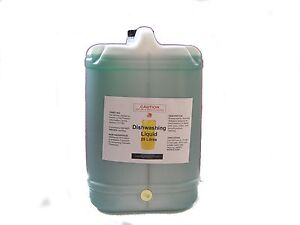 Dishwashing Liquid - 25 Litres (SUPER CONCENTRATED)