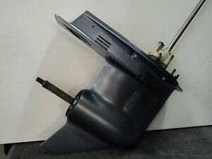 Rebuilt yamaha 2 stroke 75 85 90 hp outboard motor lower for Used 90 hp outboard motors