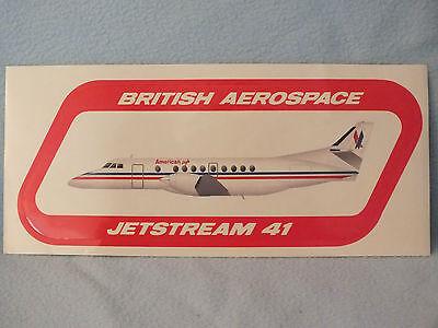 American Eagle British Aerospace Jetstream 41 - RARE