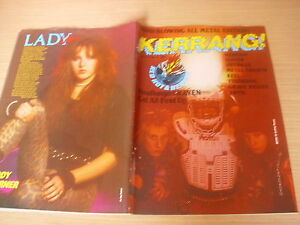 KERRANG-Great-Classic-Rock-Heavy-Metal-magazine-91