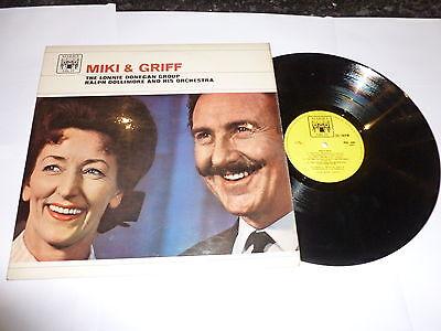 MIKI & GRIFF - MIKI & GRIFF - 1961 UK Marcle Arch label 10-track vinyl LP