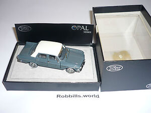 *1/43 TOP GEAR - OPAL SERIES-TO01D 1963 EH SPECIAL SEDAN* NEW*RARE*