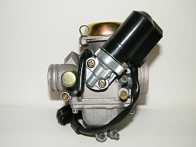 Scooter Carb Carburetor 150cc Chinese Scooter Parts Gy6 150cc Electric Choke