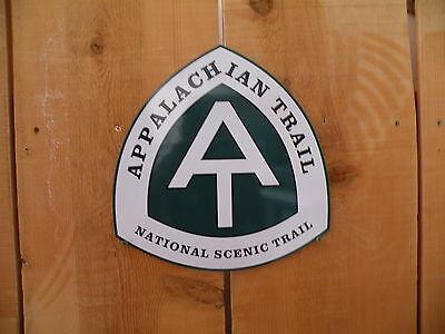 Appalachian Trail Sign 11.5x12