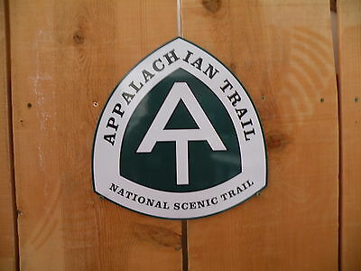 Appalachian Trail Sign 11.5x12