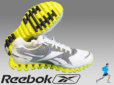 Reebok Zignano Rythm Running Shoes Mens Running Trainers Uk 6 Y&g Authentic