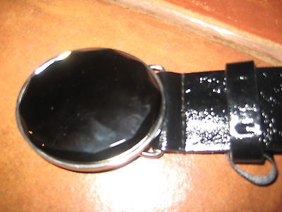 York & Company Black Belt For Women Size S W/tags Now On Sale