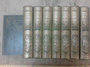 I See All Arthur Mee 5 Volume Set Complete 1st Edition World's First Picture Enc