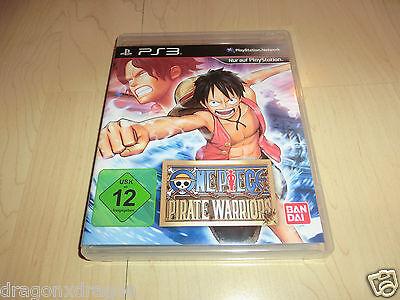 One Piece - Pirate Warriors (PS3) komplett mit Spielanleitung, PAL-Version online kaufen