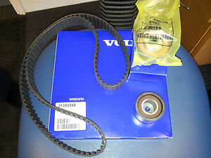 Genuine Volvo D5 Cambelt Timing Belt Kit KIT V70 XC90 S60