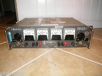 Kepco Power Supply Voltage Regulator - 2sc-100-0.2