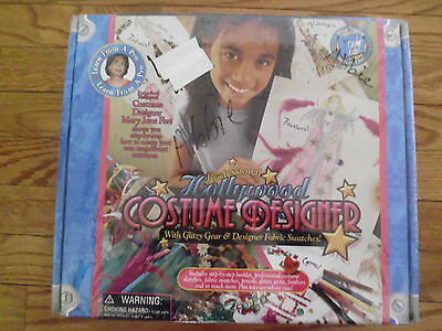 Professional Hollywood Costume Designer, Ages 6+, Career Kids, In Sealed Box