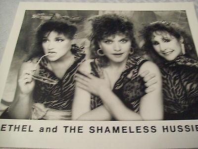 Ethel & The Shameless Hussies Publicity Photo