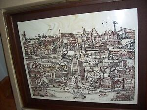 ELGIN-ILLINOIS-WORLD-CITIES-MARBLE-MAP-ART-PICTURE