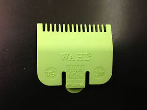 WAHL CLIPPER ATTACHMENT COMB 0.5 (1/2) (1.5mm) *NEW*