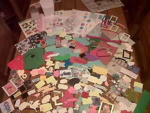 Craft Room Clear Out,  Bumper pack of Card Making items - job lot