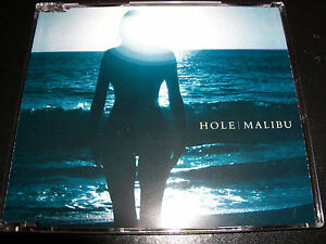 Hole-Courtney-Love-Malibu-Rare-Australian-Enhanced-CD-Single