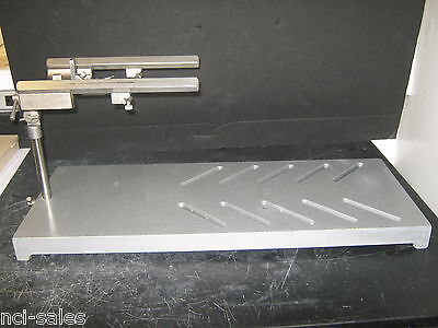 Parallel Rail Stereotaxic Frame 3 Point Lab Animal Holder
