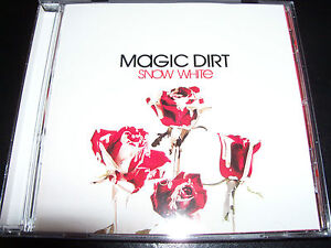 Magic Dirt / Adalita Snow White CD - New