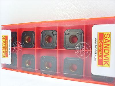 10 STK SANDVIK R245-12T3M-PM 4230  WENDEPLATTEN  WENDESCHNEIDPLATTEN