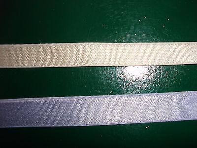 elastisches Band 0,25€/m vanille 10 Meter MB52