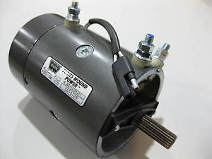 Genuine warn 68773 new replacement 12 volt electric winch Warn winch replacement motor