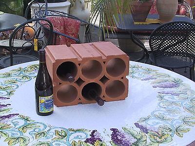 Weinlagerstein 8Stück 6er, für 48 Flaschen