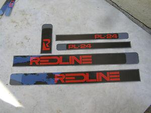 REDLINE-DECALS-PRO-LINE-PL-24-bmx-cruiser-freestyle-VINTAGE-NOS-2