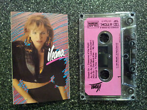 ILEANA-ILEANA-SELF-TITLED-CASSETTE-TAPE-VGC-RARE-LATIN-POP