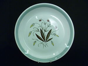 ALFRED MEAKIN HEDGEROW 25cm DINNER PLATES