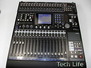 tascam dm 24 24 channel digital mixing board. Black Bedroom Furniture Sets. Home Design Ideas