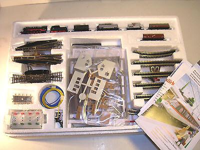 Märklin mini club 81864 Start-Set mit Dampflok BR 50 DB Epoche III, Neuware.
