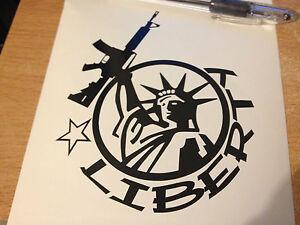 LIBERTY-Sticker-Fits-ar-15-9mm-45acp-m16-223-556-magpul-bcm-carbine
