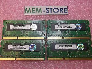 32GB-4x8GB-PC3-10600S-DDR3-Memory-iMac-21-5-iMac-27-Mid-2010-2011Core-i5-i7