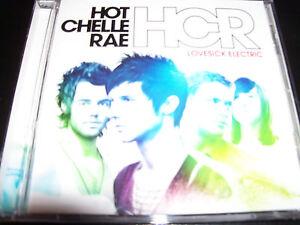 Hot-Chelle-Rae-Lovesick-Electric-CD-New