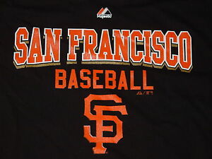 Official-MLB-San-Francisco-GIANTS-Majestic-T-Shirt-NEW-sz-YOUTH-XLarge-XL