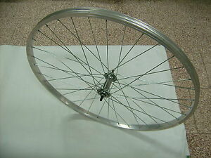 Ruota-Cerchio-Anteriore-Bici-Olanda-City-Bike-26-x-1-3-8