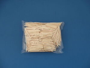 1000-WOODEN-MATCHSTICKS-NATURAL-MODEL-MAKING-ADULT-CHILDREN-CRAFTS