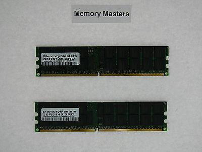 30r5145 8gb (2x4gb) Ibm Eserver Xseries Ddr2-400 Ecc