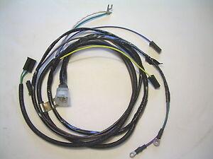 impala engine wiring harness 1962 62 impala belair biscayne engine wiring harness 283 ...
