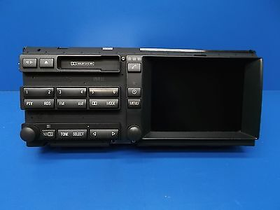 BMW E38 740i 750iL E39 Navigation System Radio Tape Player Part 65528375943
