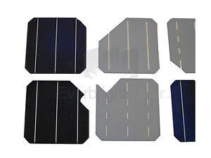 1KW-MONO-Crystalline-6x6-Solar-Cells-CHIPPED-CORNERS-for-DIY-Solar-Panel-156mm