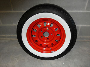 atlas white wall inserts for 16'' tyres