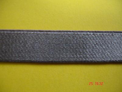 elastisches Band 0,28€/m hellmokka  10 Meter MB24